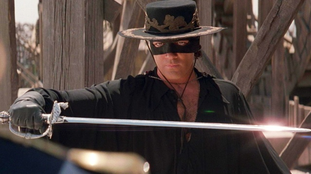 The Mask Of Zorro 1