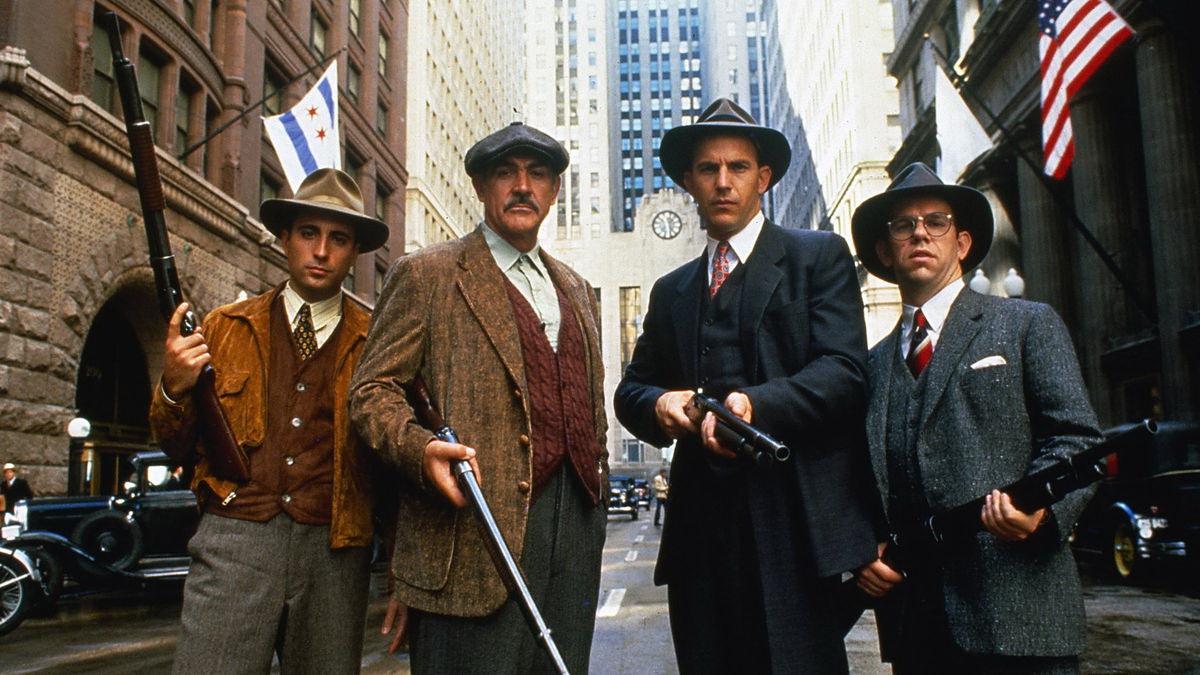 The Untouchables (1987) เจ้าพ่อ อัลคาโปน – หมื่นทิพ's Review