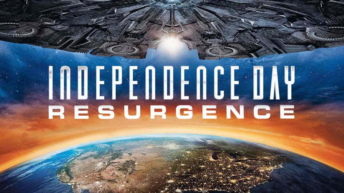 รีวิวหนัง Independence Day : Resurgence - สงครามใหม่วันบดโลก