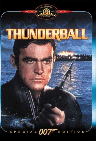 Thunderball (1965) ธันเดอร์บอลล์ 007 – หมื่นทิพ's Review