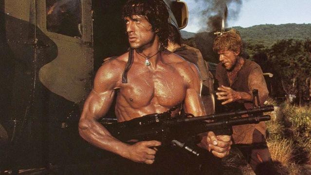 Rambo First Blood Part II (1985)