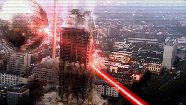 PHANTASM RAVAGER- Giant Sphere Lasers