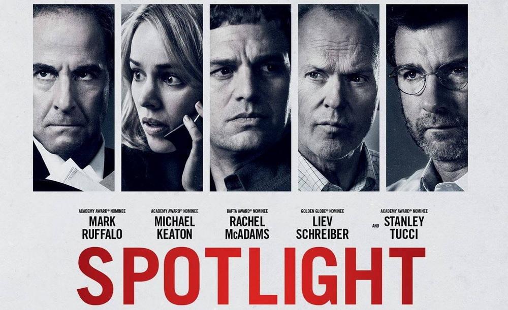 Spotlight (2015) คนข่าวคลั่ง – หมื่นทิพ's Review