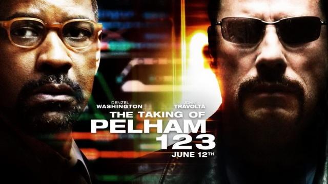รีวิวภาพยนตร์ THE TAKING OF PELHAM 123 ปล้นนรก รถด่วนขบวน 123