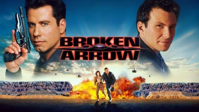 Broken Arrow Poster 1