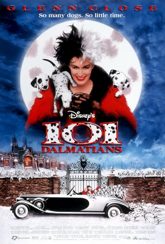 101_Dalmations_Glen_Close_poster