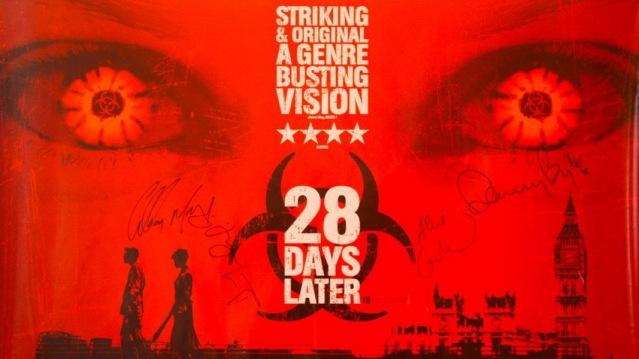 28 Days Later, UK, 2002, Danny Boyle, Alex Palmer, Bindu De Stoppani, David Schneider, Jukka Hiltunen 2