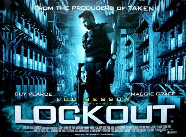 Lockout แหกคุกกลางอากาศ